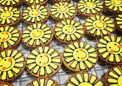 Sang Som School cookies